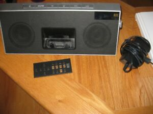 j ai un radio altec lansing parfaite condition pour iphone 4