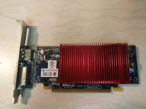 Amd 6450 graphics card