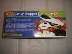 Chopper/Slicer