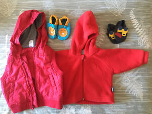 Assorted Boy's Clothes, 6-12 months
