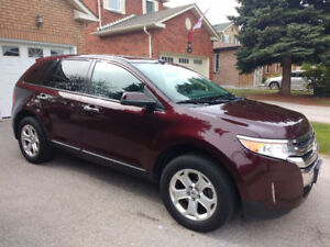 2011 Ford Edge SEL SUV, Crossover