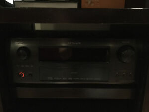 Denon Receiver. AL24 Processing Plus