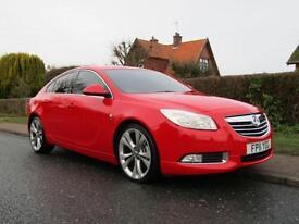 2011 Vauxhall Insignia 2.0 CDTi SRi VX LINE 5DR TURBO DIESEL HATCHBACK ** 50,...