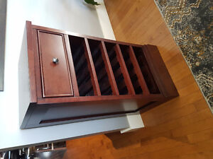 Wine Rack from Crate and Barrel
