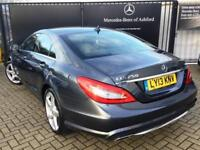 Mercedes-Benz CLS CLS250 CDI BLUEEFFICIENCY AMG SPORT (grey) 2013-08-02