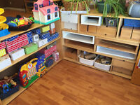 Infant and Preschool Space available for Fall Registration