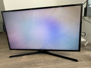 Flat screen tv (samsung)