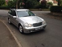 Mercedes c220 2003 estate automatic
