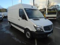 Mercedes-Benz Sprinter 3.5T Van DIESEL MANUAL WHITE (2017)