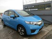 2014 Honda Fit/Jazz 1.3 Petrol Hybrid Electric Auto 5 dr hatchback (F1)