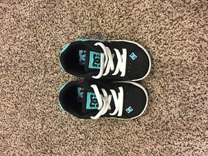 Brand new 5T DC boys shoes.