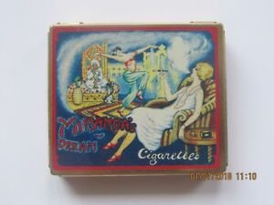 MIRANDA'S DREAM CIGARETTES TIN CASE – 1980