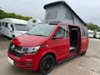 Volkswagen T6.1 Campervan Revolution Ricos - LWB - With Extras - Pop Top