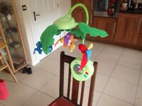 Fisher-Price baby Mobile