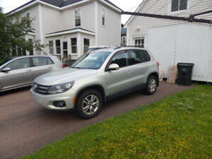 2014 VW Tiguan 4 Motion