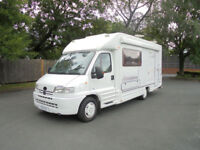 Autocruise Wentworth 2 Berth Motorhome For Sale