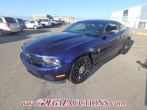 2010 FORD MUSTANG BASE 2D COUPE 4.0L BASE