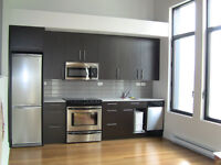 Loft Imperial Condo Atwater St Henri/ Indoor Parking avail. Pool