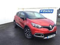 2017 Renault Captur 1.5 dCi 110 Signature Nav 5dr 5 door Hatchback