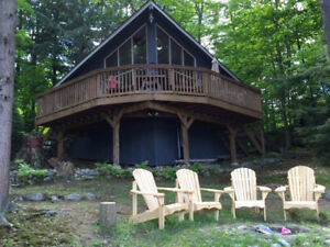 Muskoka Lakefront Cozy Cottage for rent