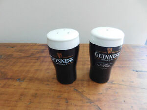 Vintage Guinness Salt and Pepper Shakers Kitchener / Waterloo Kitchener Area image 2