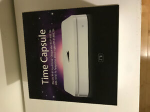 Apple Time Capsule 2TB Never Been Used