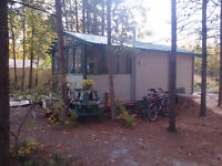 Cabin for Sale, must move off property