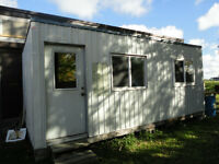 Portable office for sale or trade!