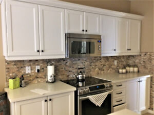 Devix Custom Kitchens, Cabinet Refacing, and Quartz Countertops
