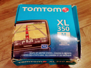 Gps tom tom xl in great condition