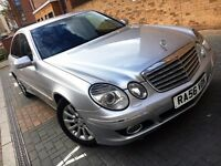((Mercedes-Benz E Class E280 ELEGANCE 1 OWNER‼️FULLY LOADED!!SATNAV👌🏼