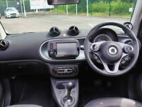 2017 smart fortwo Smart Fortwo Cabriolet 1.0 Prime Premium 2dr Auto Convertible
