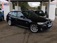 2011 BMW 3 Series 2.0 320d SE Touring 5dr ESTATE in BLACK
