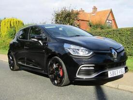 2014 Renault Clio 1.6T 16V RENAULTSPORT R.S LUX 200 5DR EDC * HIGH SPECIFICA...