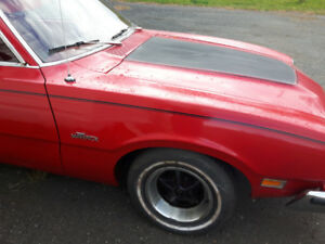 1978 Ford Maverick  Sale / Trade