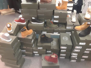 UNWORN Timberland Shoes | Many Different Colours