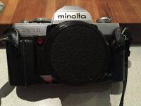 Caméra Minolta (réparation/pièces) objectif 45mm (parfait état)
