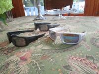 "Big Oakley`s & Sport ones, "" SPY"" also"