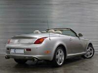 2004 Lexus SC 430 4.3 2dr Convertible Petrol Automatic