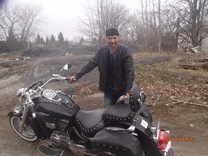 reduced $6000. Suzuki boulevard touring,Trade ATV.