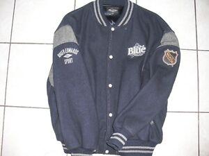 Labatt Blue NHL Roger Edwards LTD Edition Bomber Style Jacket Kitchener / Waterloo Kitchener Area image 1