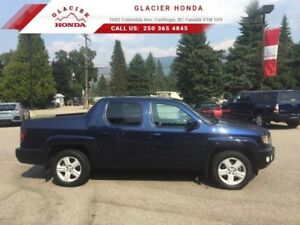 2013 Honda Ridgeline Touring  - Navigation -  Sunroof