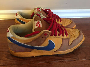 Nike Dunk's Low Rise Shoes Paid $130