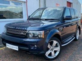 image for 2013 Land Rover Range Rover Sport 3.0 SDV6 HSE BLACK 5d 255 BHP Estate Diesel Au