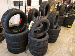Winter Tire Blowout Sale all stock at discount prices