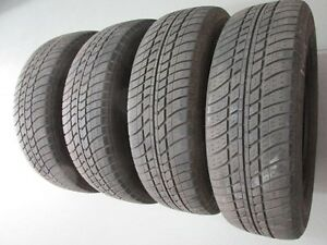 4 pneus motomaster  185-65-15  usure niforme 6/32