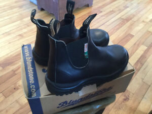 BLUNDSTONE BOOTS CSA APPROVED SZ 6