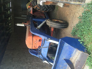 Old tractor for sale