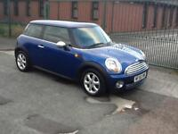 Mini Mini 1.4 One FINANCE AVAILABLE WITH NO DEPOSIT NEEDED