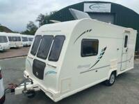 2010 Bailey Olympus 462- 2 berth Caravan